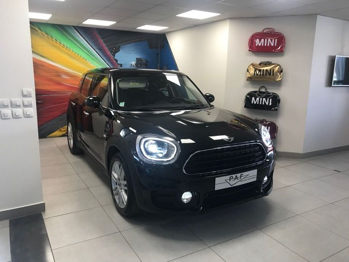 Mini Countryman COOPER 136CH CHILI BVA Noir Occasion - 3
