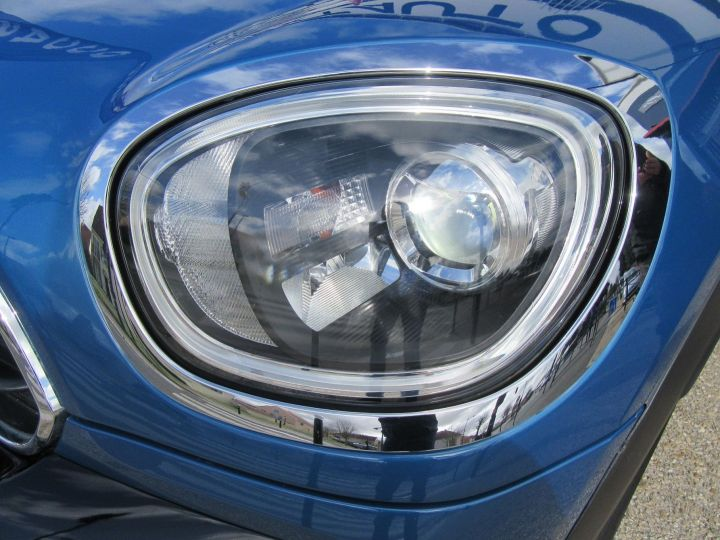 Mini Countryman COOPER D 150CH EXQUISITE ALL4 BVA Bleu - 19