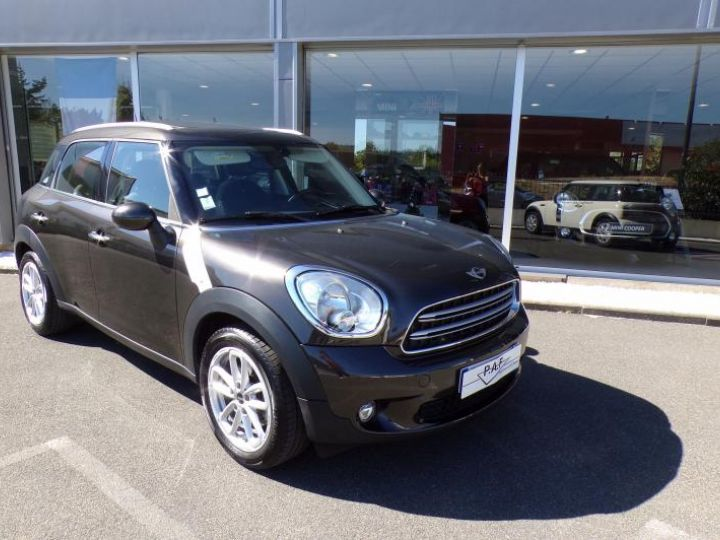 Mini Countryman COOPER D PACK CHILI  Occasion - 10
