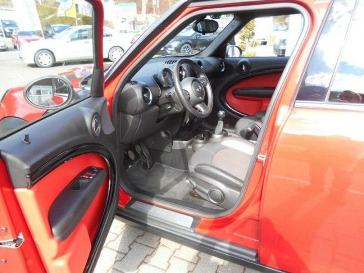 Mini Countryman COOPER Pack Xénon/ Bluetooth/ BV6 / GARANTIE 12 Mois Rouge - 4