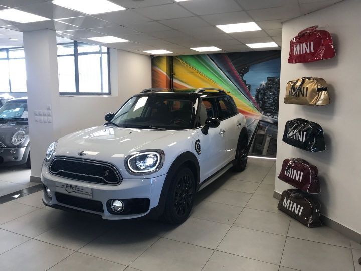 Mini Countryman COOPER S 192CH EXQUISITE BVA Blanc Occasion - 1