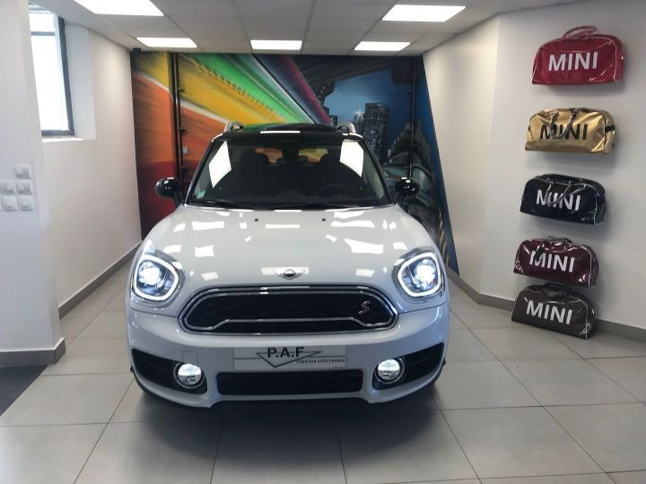 Mini Countryman COOPER S 192CH EXQUISITE BVA Blanc Occasion - 2
