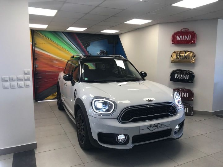 Mini Countryman COOPER S 192CH EXQUISITE BVA Blanc Occasion - 3