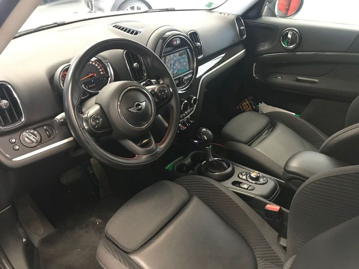 Mini Countryman COOPER S 192CH EXQUISITE BVA Blanc Occasion - 4