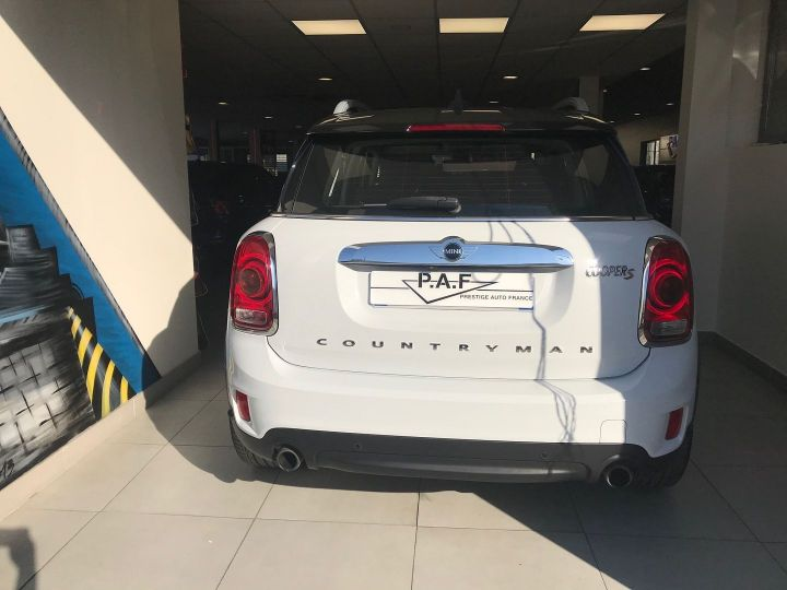 Mini Countryman COOPER S 192CH EXQUISITE BVA Blanc Occasion - 6