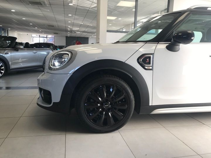 Mini Countryman COOPER S 192CH EXQUISITE BVA Blanc Occasion - 7