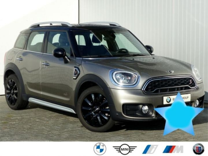 Mini Countryman II (F60) Cooper S 192ch ALL4 Gris - 1