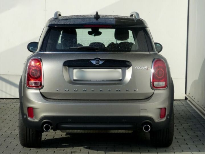Mini Countryman II (F60) Cooper S 192ch ALL4 Gris - 9