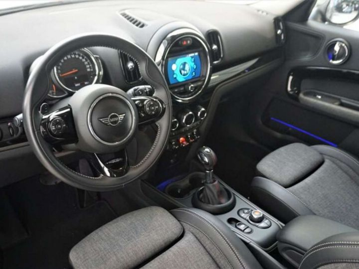 Mini Countryman II (F60) Cooper SE HYBRIDE 136ch + 88ch ALL4 BVA *GPS / JA 17''* - Livraison + gtie 12 mois INCLUS Gris - MoonWalk grey metallic - 2