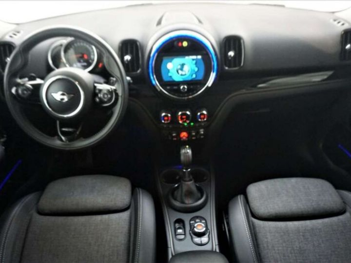 Mini Countryman II (F60) Cooper SE HYBRIDE 136ch + 88ch ALL4 BVA *GPS / JA 17''* - Livraison + gtie 12 mois INCLUS Gris - MoonWalk grey metallic - 8