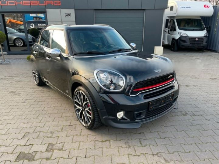 Mini Countryman John Cooper Works 218ch ALL4 Noir - 7