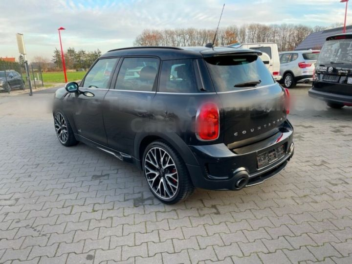 Mini Countryman John Cooper Works 218ch ALL4 Noir - 9