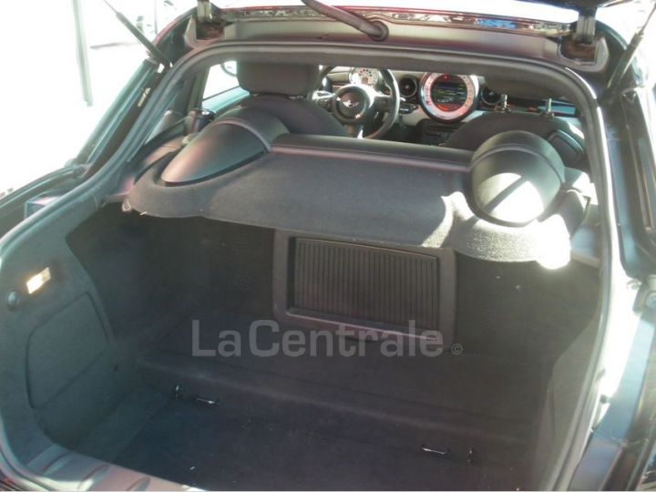 Mini One 2 COUPE II COUPE COOPER SD PACK RED HOT CHILI Noir Metal - 4