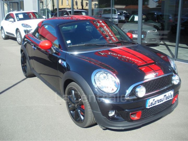Mini One 2 COUPE II COUPE COOPER SD PACK RED HOT CHILI Noir Metal - 5