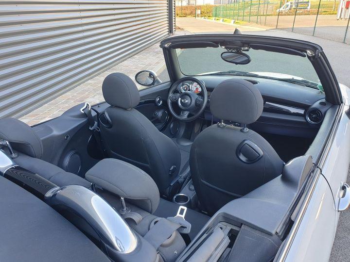 Mini One 2 ii cabriolet cooper d 1.6v 112 Blanc Occasion - 3
