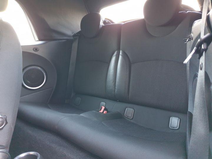 Mini One 2 ii cabriolet cooper d 1.6v 112 Blanc Occasion - 7