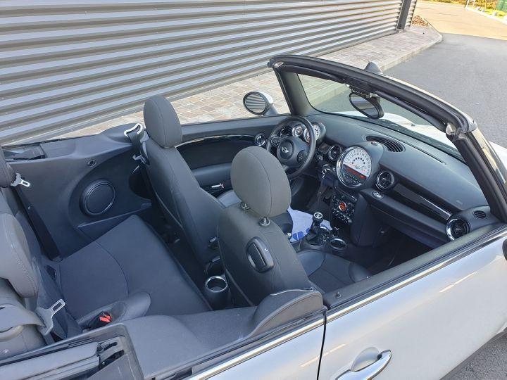Mini One 2 ii cabriolet cooper d 1.6v 112 Blanc Occasion - 15