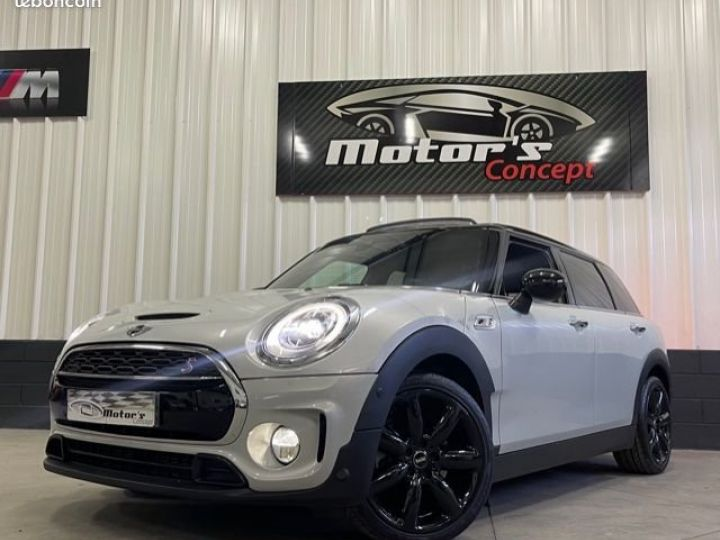 Mini One Clubman 2.0 SD 190 CH 06/2017 CARNET COMPLET  - 2