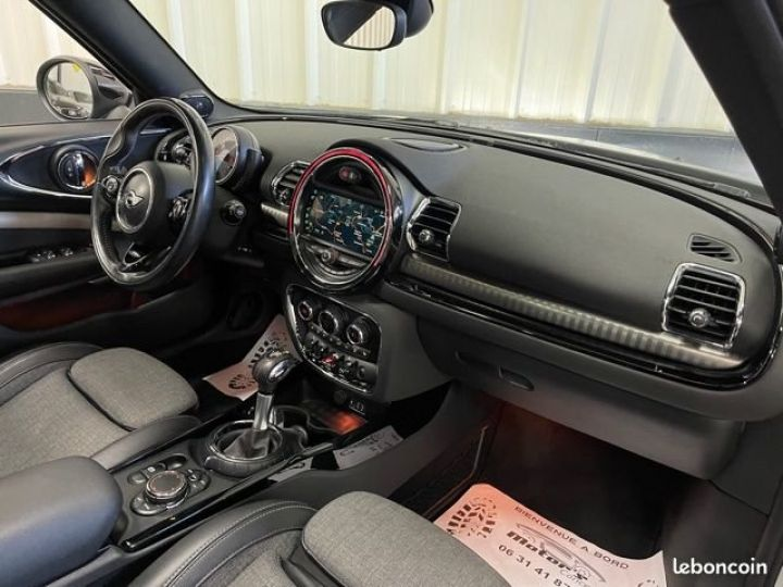 Mini One Clubman 2.0 SD 190 CH 06/2017 CARNET COMPLET  - 5