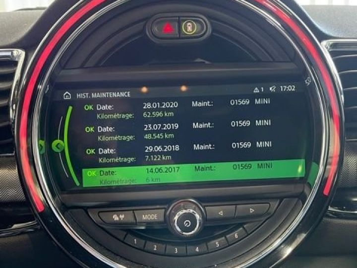 Mini One Clubman 2.0 SD 190 CH 06/2017 CARNET COMPLET  - 9