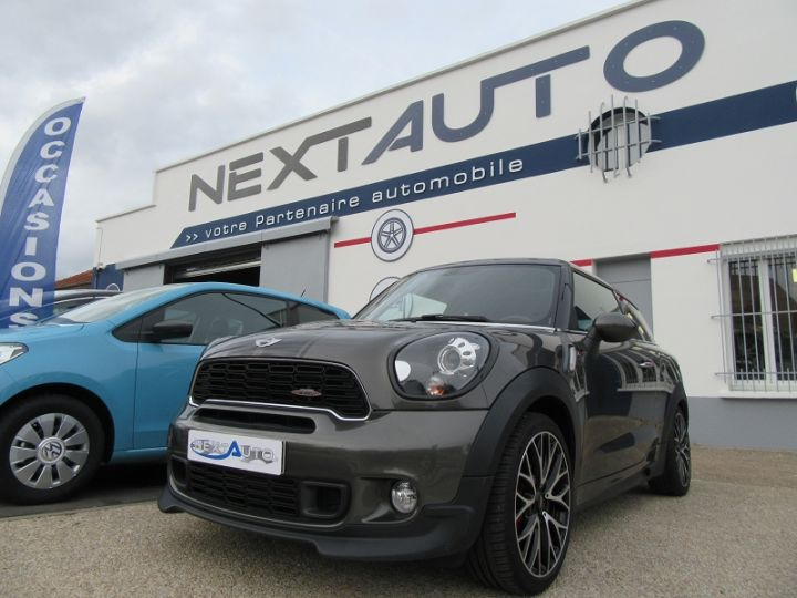 Mini Paceman JOHN COOPER WORKS 218CH ALL4 GRIS FONCE Occasion - 1