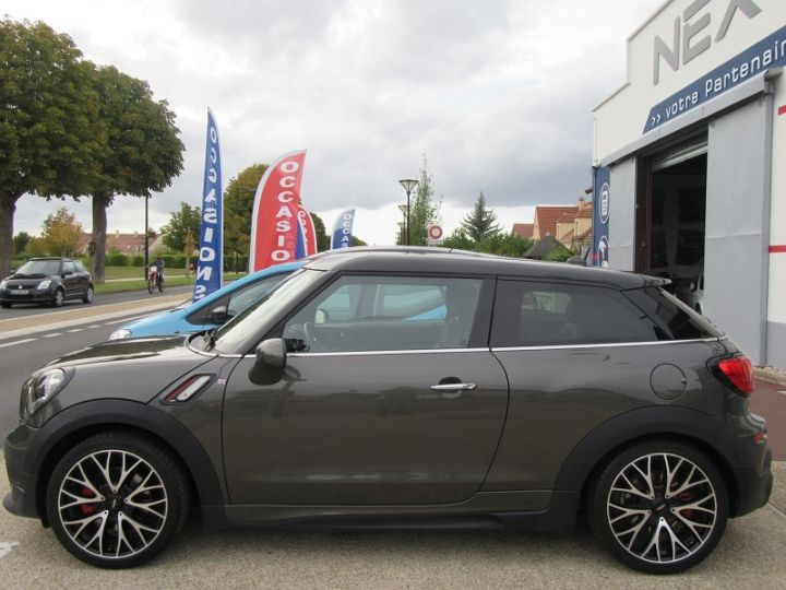 Mini Paceman JOHN COOPER WORKS 218CH ALL4 GRIS FONCE Occasion - 5