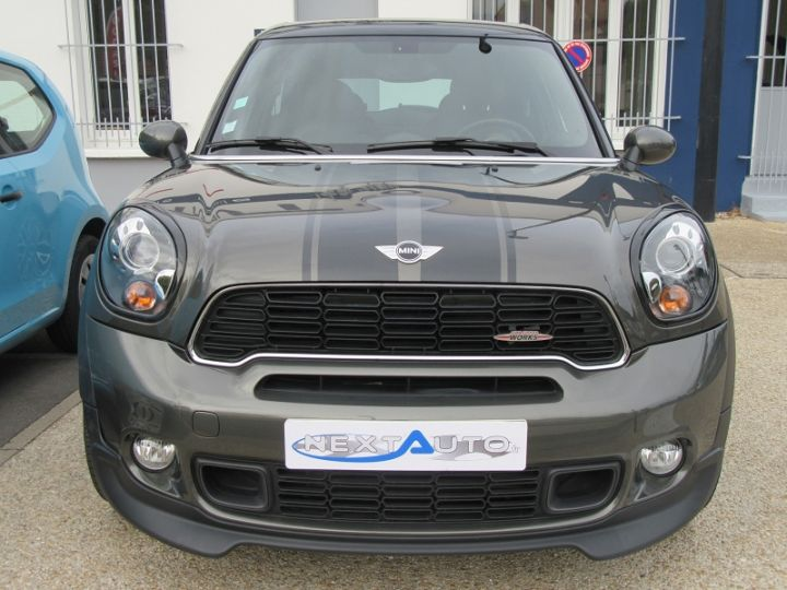 Mini Paceman JOHN COOPER WORKS 218CH ALL4 GRIS FONCE Occasion - 6
