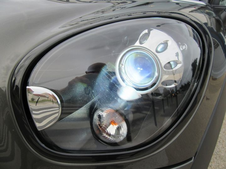 Mini Paceman JOHN COOPER WORKS 218CH ALL4 GRIS FONCE Occasion - 20