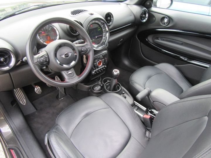 Mini Paceman JOHN COOPER WORKS 218CH ALL4 Gris Fonce Occasion - 2