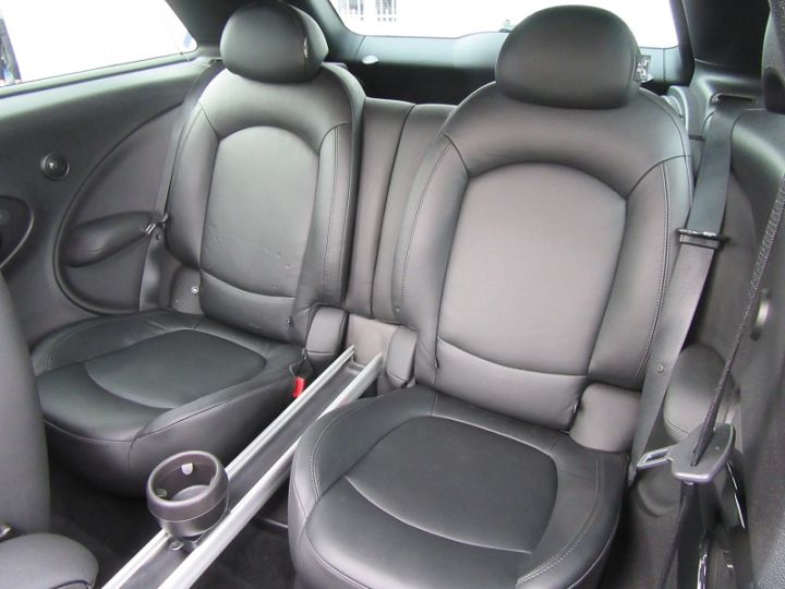 Mini Paceman JOHN COOPER WORKS 218CH ALL4 Gris Fonce Occasion - 9