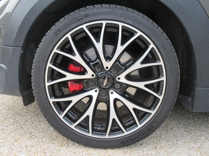 Mini Paceman JOHN COOPER WORKS 218CH ALL4 Gris Fonce Occasion - 14