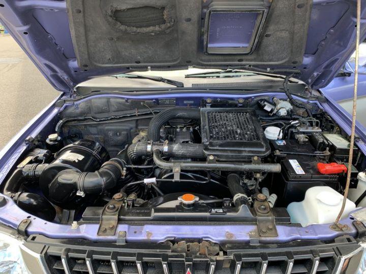 Mitsubishi L200 Double cabine 2.5 L TD 100 CV GLS Violet + gris - 9