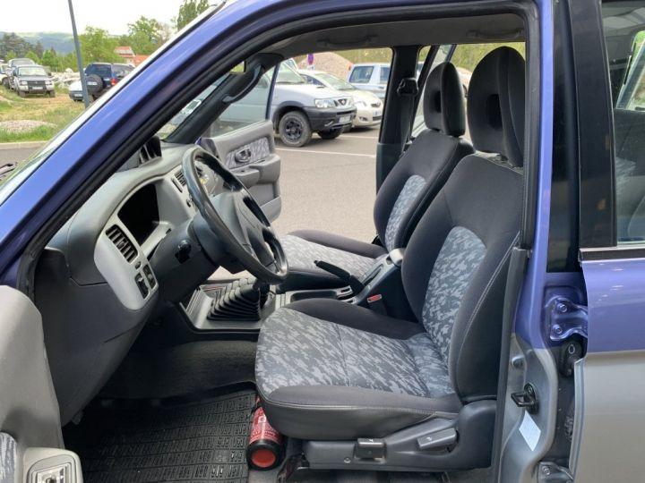 Mitsubishi L200 Double cabine 2.5 L TD 100 CV GLS Violet + gris - 12