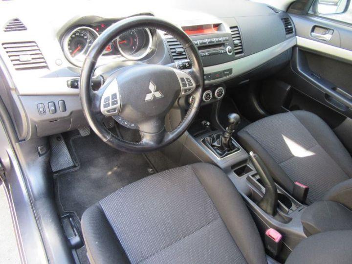 Mitsubishi LANCER 2.0 DI-D INVITE 4P GRIS FONCE Occasion - 2