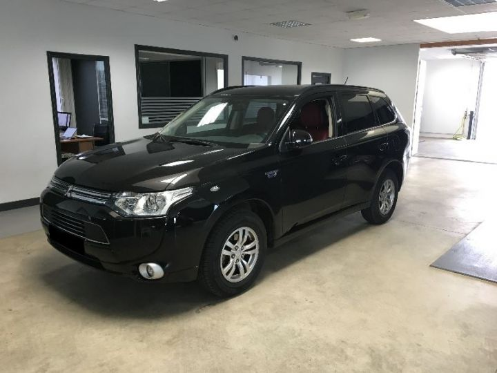 Mitsubishi OUTLANDER HYBRIDE RECHARGEABLE INSTYLE NOIR Occasion - 1