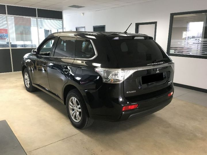 Mitsubishi OUTLANDER HYBRIDE RECHARGEABLE INSTYLE NOIR Occasion - 2