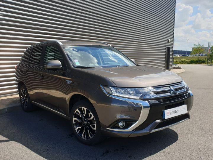 Mitsubishi OUTLANDER iii 2 phev hybrid instyle o Marron Occasion - 2