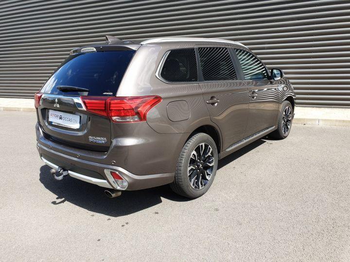Mitsubishi OUTLANDER iii 2 phev hybrid instyle o Marron Occasion - 9