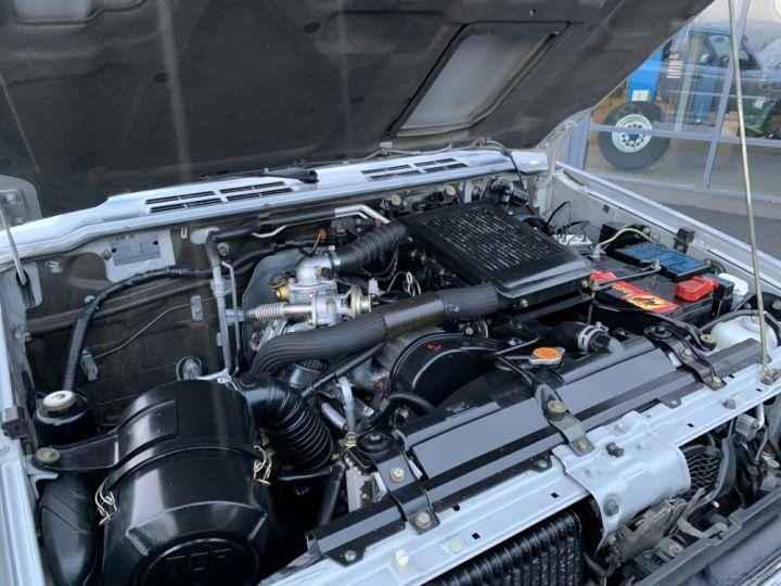 Mitsubishi PAJERO 2.5 L TD 115 CV Classic Gris clair - 16