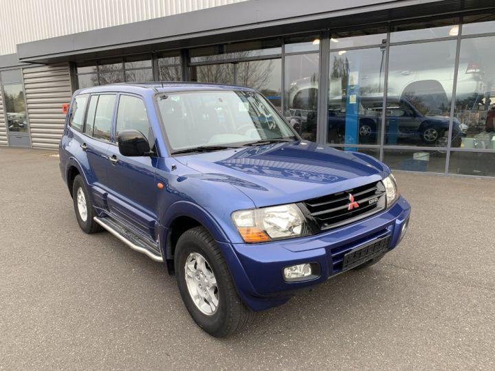 Mitsubishi PAJERO 3.2 DID 164 CV Long Advance Boite Auto Bleu - 2
