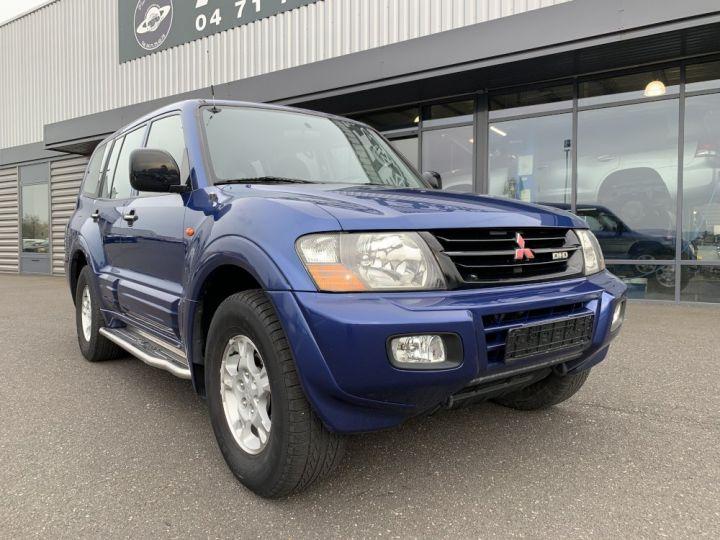 Mitsubishi PAJERO 3.2 DID 164 CV Long Advance Boite Auto Bleu - 3