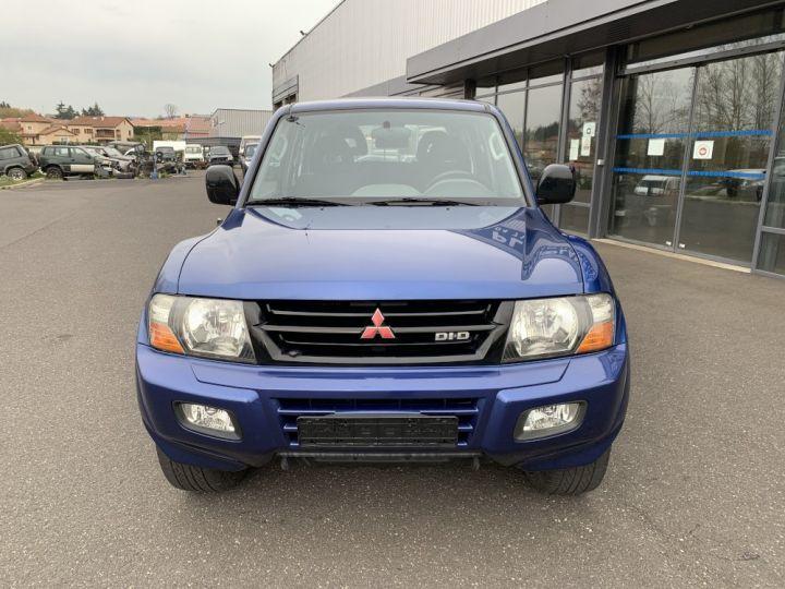 Mitsubishi PAJERO 3.2 DID 164 CV Long Advance Boite Auto Bleu - 4