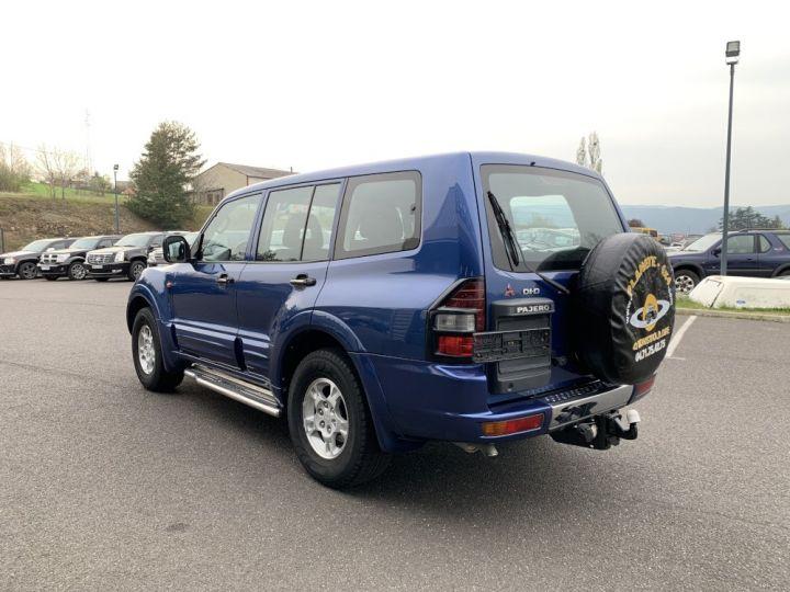 Mitsubishi PAJERO 3.2 DID 164 CV Long Advance Boite Auto Bleu - 6