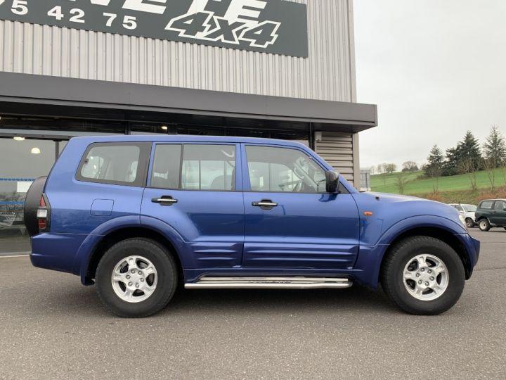 Mitsubishi PAJERO 3.2 DID 164 CV Long Advance Boite Auto Bleu - 8