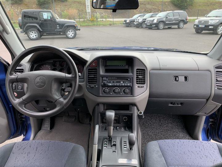 Mitsubishi PAJERO 3.2 DID 164 CV Long Advance Boite Auto Bleu - 16
