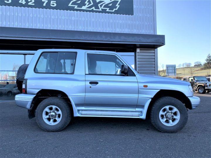 Mitsubishi PAJERO CLASSIC 2.5 L TD 115 CV  Gris clair - 8