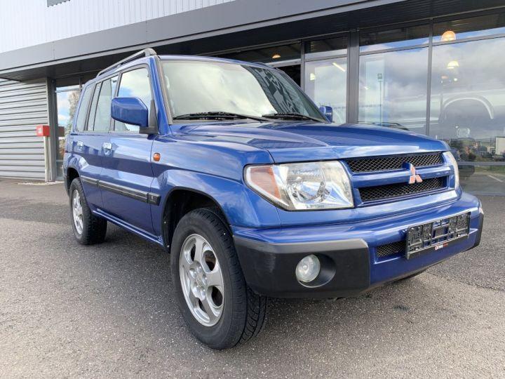 Mitsubishi PAJERO PININ 2 L DGI Essence 5 portes 129 CV Bleu - 2