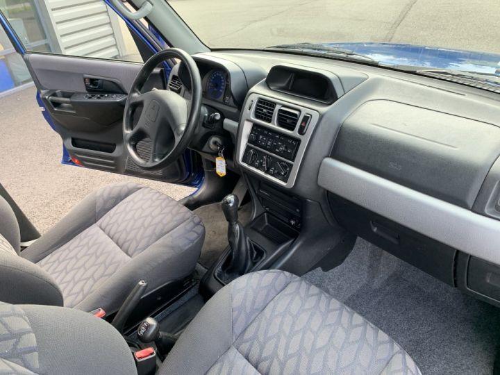 Mitsubishi PAJERO PININ 2 L DGI Essence 5 portes 129 CV Bleu - 11