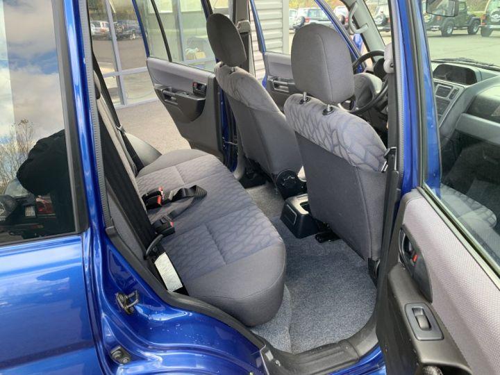 Mitsubishi PAJERO PININ 2 L DGI Essence 5 portes 129 CV Bleu - 12