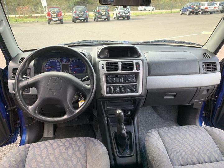 Mitsubishi PAJERO PININ 2 L DGI Essence 5 portes 129 CV Bleu - 15